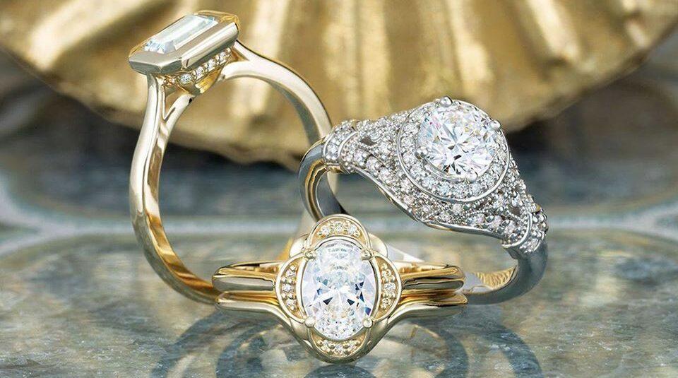 Antwerp Diamonds Pre-Owned Diamond Jewelry