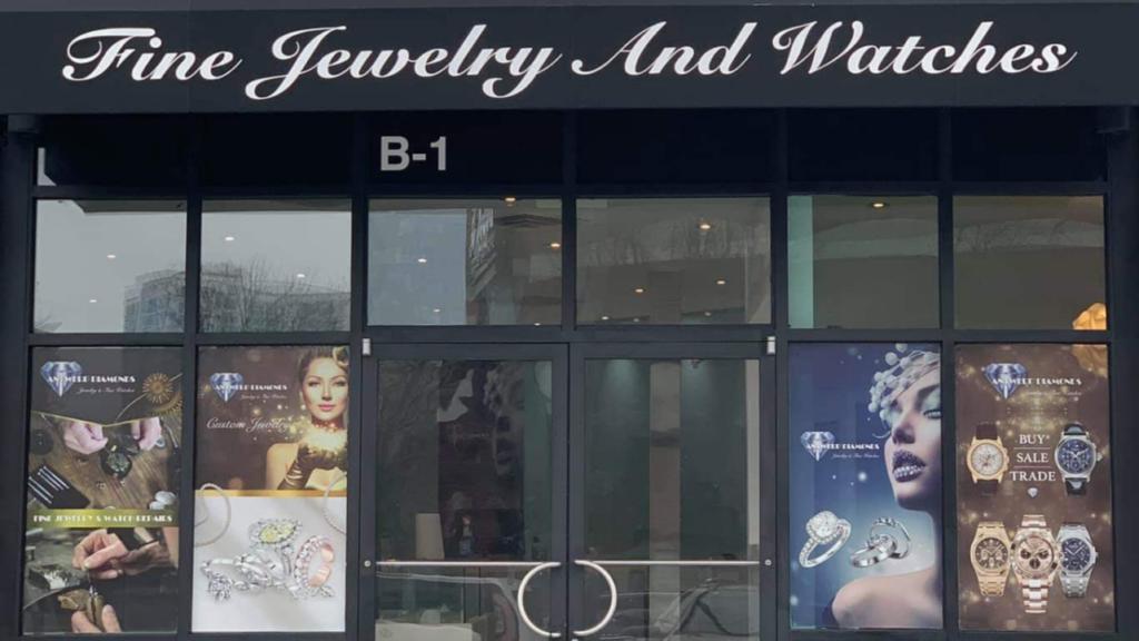 Atlanta Georgia Jewelry Store