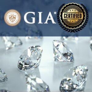 GIA Certified Diamonds - Antwerp Diamond Store