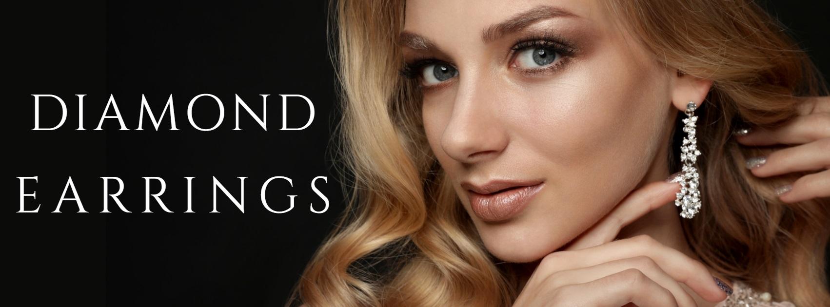Shop Diamond Earrings - Antwerp Diamonds of Buckhead Georgia