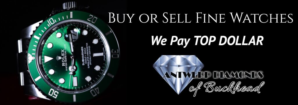 We Buy Fine Watches