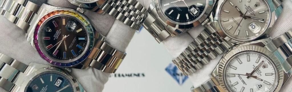 Buy Rolex Watches - Antwerp Diamonds Atlanta
