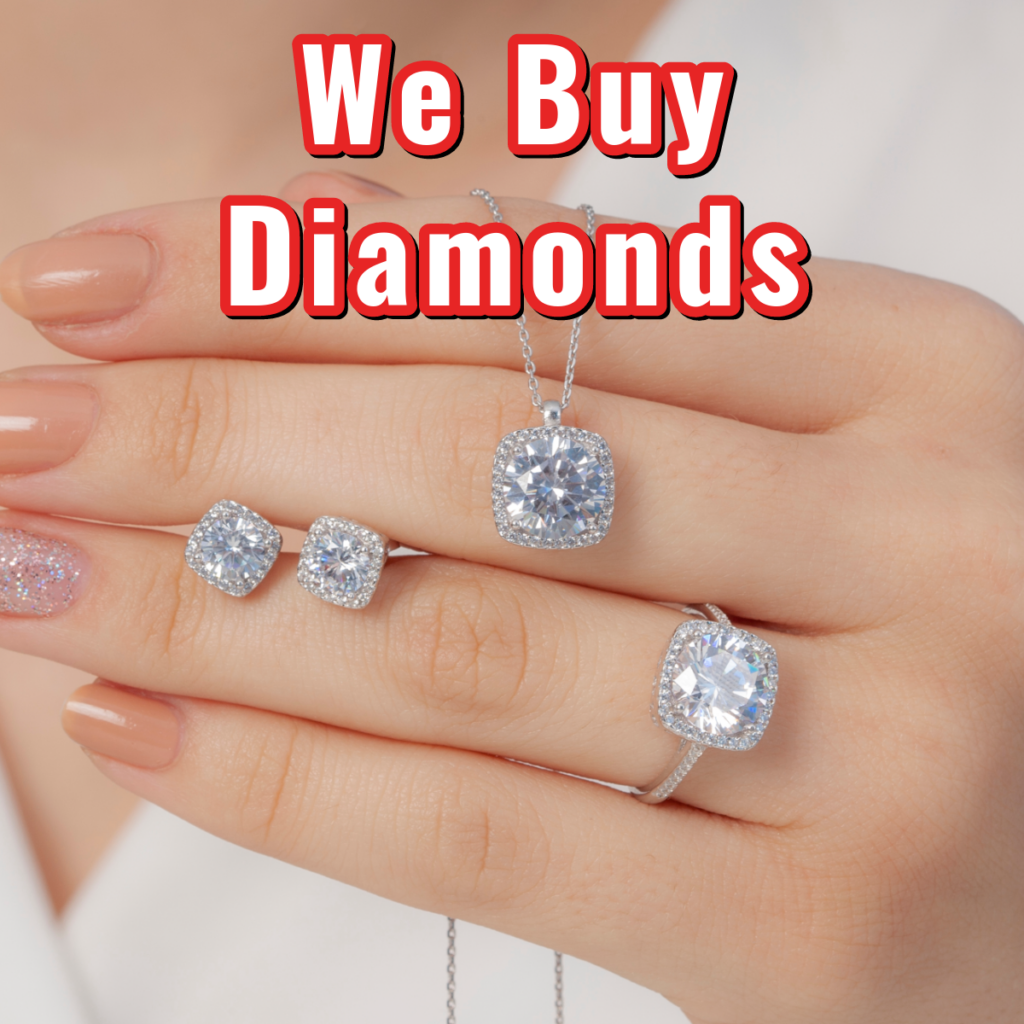 We Buy Diamonds in Atlanta